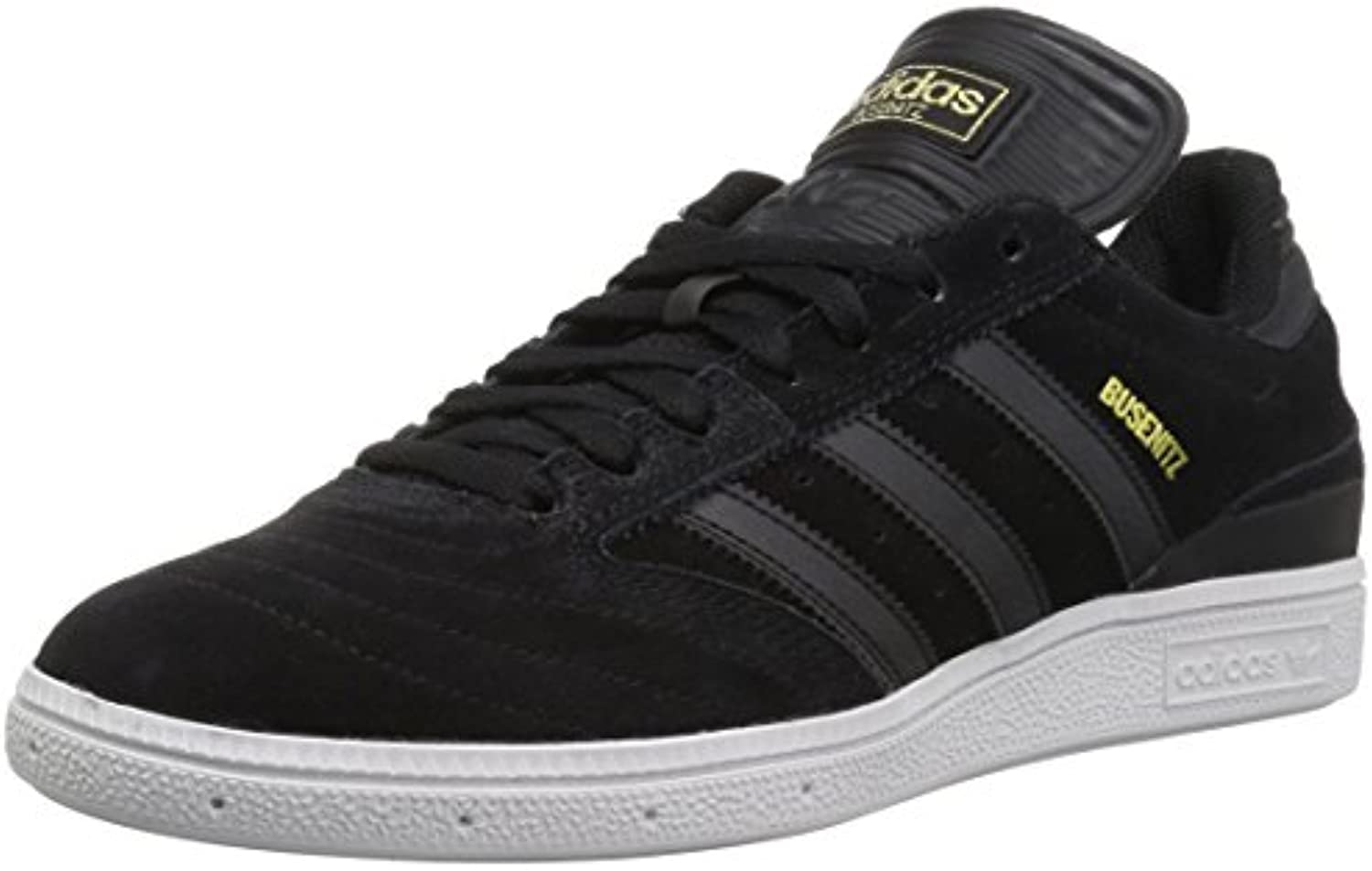 adidas Men's Busenitz Core Black/Core Black/White Skate Skate Skate Shoe 13 Men US 746850