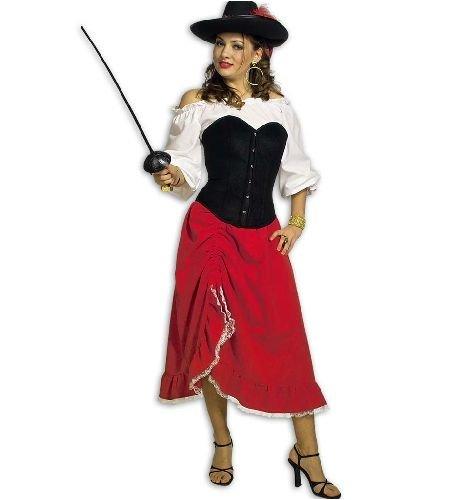 Rock Esmeralda Damen Kostüm Kombi Modell Gr 40
