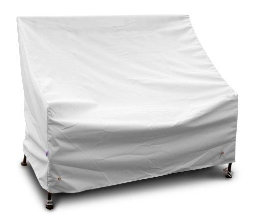 KoverRoos Weathermax 17351 Gr. Loveseat/Sofa-Bezug, 49 cm, Breite: 34 cm Ø Höhe von 40 cm, weiß