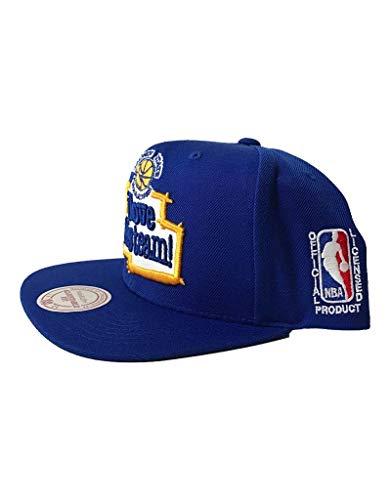 Mitchell & Ness Casquette Golden State Warriors I