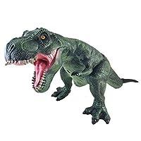 "BW & H Gigantic 28"" (70cm) Rubber Soft Stuffed T-Rex Tyrannosaurus Play Toy"