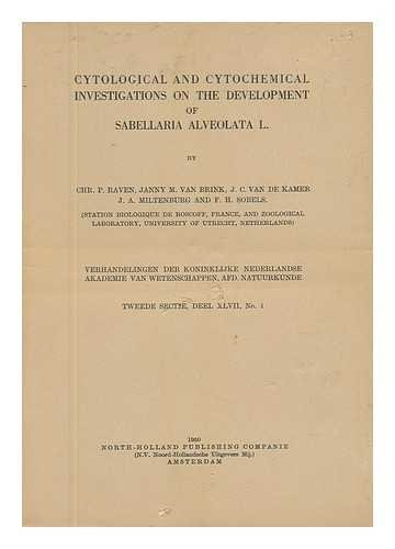 Cytological and Cytochemical Investigations on the Development of Sabellaria Alveolata L
