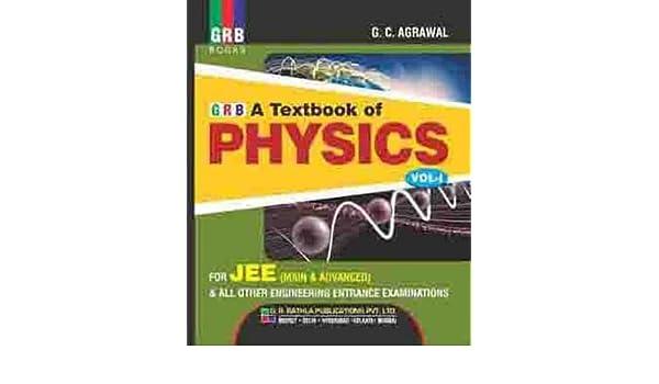 Gc Agarwal Physics Pdf