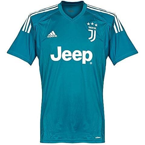 2017-2018 Juventus Home Adidas Goalkeeper Shirt
