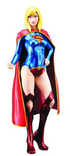 étoile des Images DC Comics Supergirl New 52 Artfx Statue