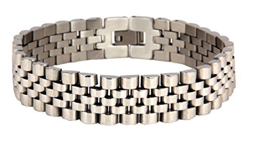 the-jewelbox-316l-surgical-stainless-steel-rhodium-watch-belt-style-men-bracelet