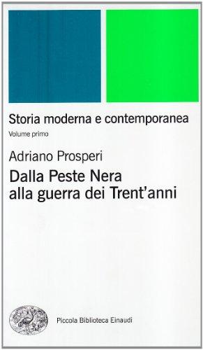 Storia moderna e contemporanea: 1