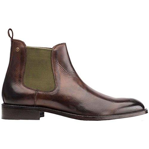 Base London Mens Truman Leather Boots