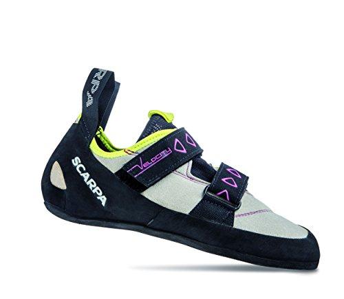 Scarpa Schuhe Velocity Wmn Größe 39 LightGray - Yellow