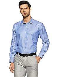 Amazon Brand - Symbol Men's Checkered Regular Fit Cotton Shirt