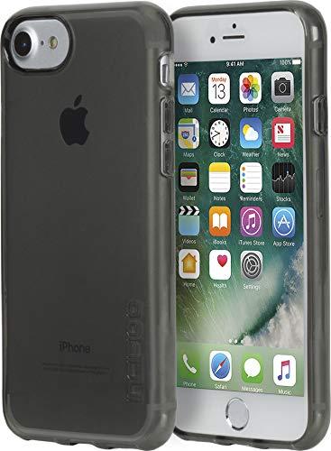 Incipio Iphone Case (Incipio NGP Pure Case für Apple iPhone 8 / 7 / 6S - transparent (grau) [Stoßfest | Reißfest | Flexibel | Transparent] - IPH-1480-GRY)
