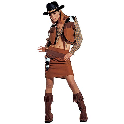 Widmann 37471 - Kostüm Cowgirl, Größe S