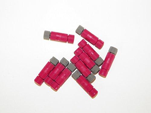 posi-tap rot (10) Inline Draht Stecker 20–22, GA, AWG, elektrischen Verschluss, nicht im Lieferumfang enthalten Harley Davidson Schweißen