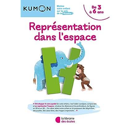 Méthode Kumon : Représentations dans l'espace