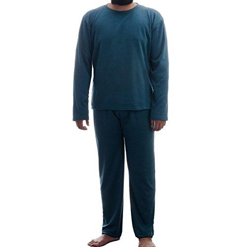 lucky-thermique-pour-homme-col-double-de-pyjama-pyjama-paisely-avec-motifs-dhiver