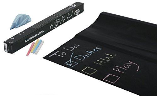 trixes-2-x-lavagne-adesive-staccabili-con-5-gessetti-auto-adesivi