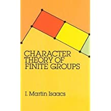 Character Theory of Finite Groups (Dover Books on Mathematics)