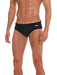a4e791beff MRULIC Swimsuit Fashion Men Breathable Swim Trunks Pants Solid Beach  Running Swimming Underwear Black,Blue