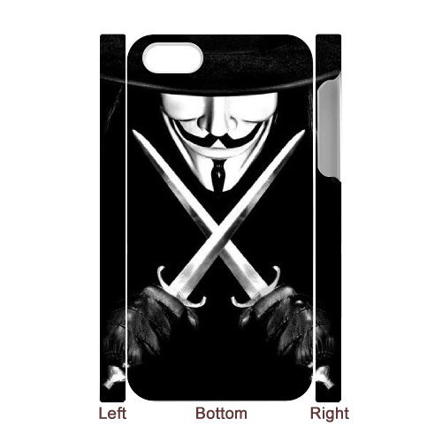 LP-LG Phone Case Of V for Vendetta For Iphone 5C [Pattern-6] Pattern-1