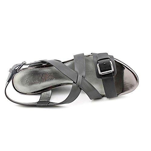 Marc Fisher Gilon 3 Synthétique Sandales Compensés Black