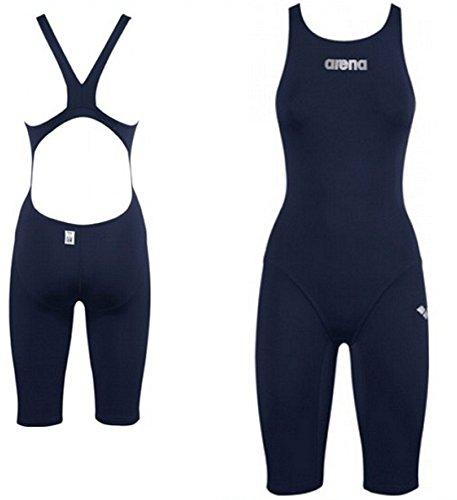 arena Damen Schwimm-Wettkampfanzug Powerskin ST, navy-blau, 34, 25268