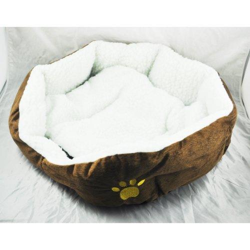 TOOGOO (R) Cama + Sofa Cojin Caliente Comodo para Perro Gato - Color M