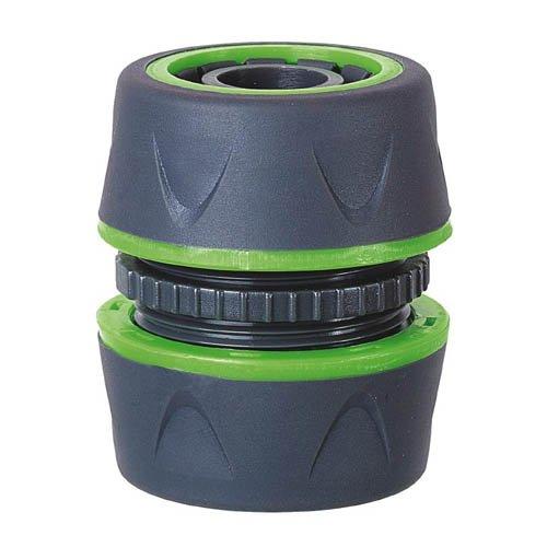 Ribiland 01173 Raccord Jonction Plastique Gris Diamètre 19 mm