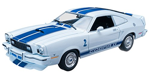 collectibles-783-12880-118-scale-ford-mustang-cobra-ii-1976-charlies-angels-model-car