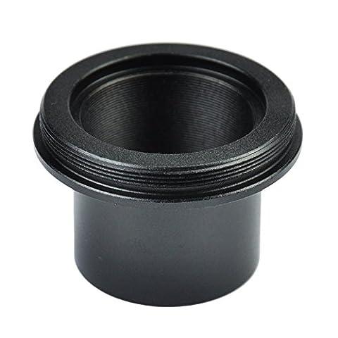 Solomark universel télescope en T pour appareil photo 2 Adaptateur pour une utilisation avec T-ring-M42 x 0,75 fils 1.25inch Standand Filetage de filtre