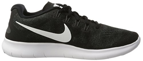 001 In Esecuzione Homme Free Bianco Nike Scuro grigio Noir 2017 Run nero Antracite qwS7SIt