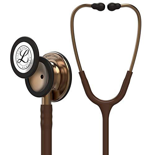 Littmann 5809 Classic III Stethoskop, Kupfer Edition, schokoladenbraun - Littmann Farben Stethoskop