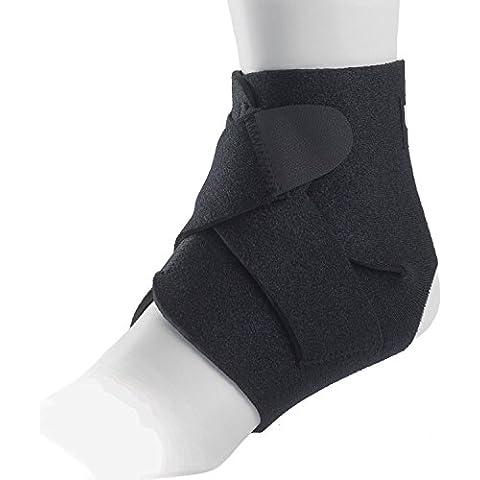 SDA regolabile in neoprene Ankle Support con cinghie di compressione da lesioni ai legamenti Ultimate Performance sollievo dal dolore/Sprain/ceppo/Rigidità muscolare/Gonfiore/debole overstressed Ankle Brace Stabilizzatore/Sport calzino