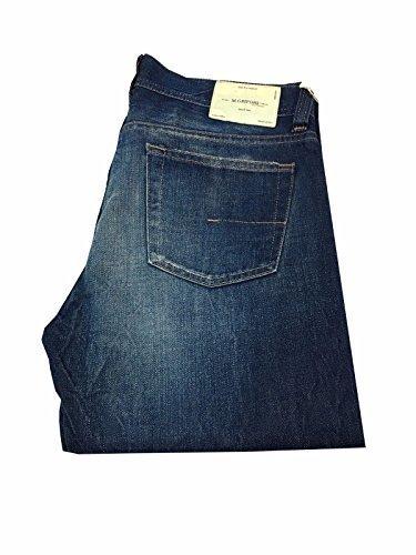 MAURO GRIFONI DENIM jeans uomo modello GORKY MADE IN ITALY 32