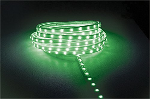 Electrovision - Ruban Lumineux à LED 220-240V - Couleur: Vert - Dimensions: 12m