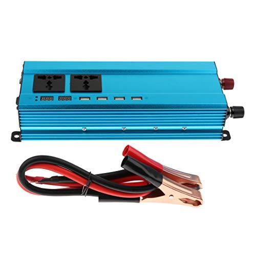 FLAMEER Hochwertiger 5000W Solar Wechselrichter Für 24V DC Mini-Elektro-Schleifer, Mini-Elektrowerkzeuge