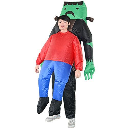 LOVEPET Lustig Holding-ausländisches Aufblasbares Kostüm-Erwachsene Partei-Puppe-Requisiten-Maskerade-Stützen-Feiertags-lustiges ()