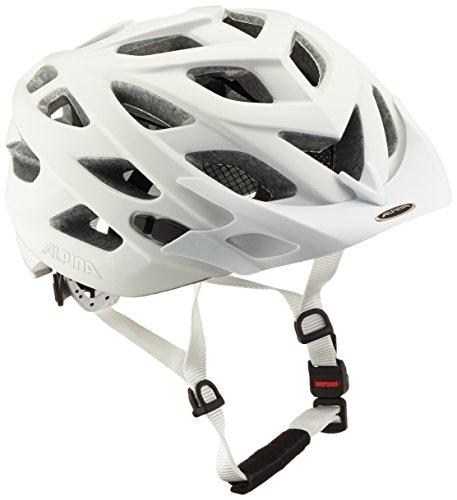 Alpina Radhelm D-Alto LE, White Matt, 52-57, A9635.1.43 (White Helm Alpine)