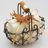Bagno sapone & cesto decorativo regalo di Natale confezione