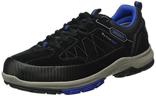 dockers-by-gerli-39fa002-210160-chaussures-de-trekking-et-randonnee-homme-noir-schwarz-schwarz-blau-