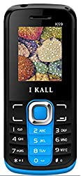 I KALL K99 Dual sim Feature Mobile with Torch light- Blue