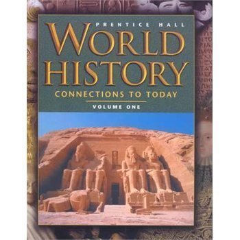 World History Connections to Today by Elisabeth Gaynor Ellis (2001-06-01)