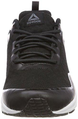 Reebok Cm9005, Scarpe Running Uomo Nero (Black/ash Grey/white)