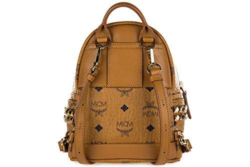 Imagen de mcm  bolso de mujer nuevo stark mini marrón alternativa