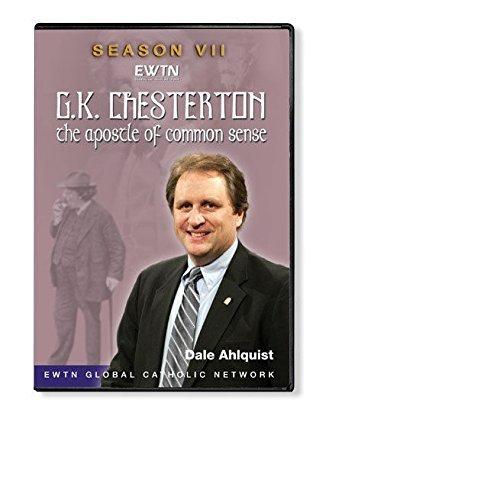 Preisvergleich Produktbild G K CHESTERTON: APOSTLE OF COMMON SENSE VOLUME 7 W / Dale Ahlquist : EWTN 4-DISC DVD