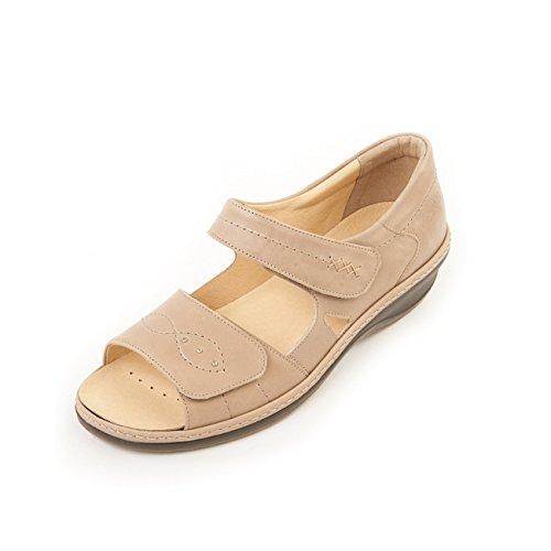 suave-plat-sandales-decontracte-un-confort-optimal-hilda-beige-beige-beige-26