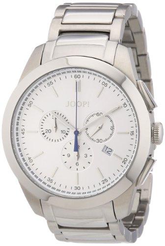 Joop - JP100711F09 - Montre Homme - Quartz Chronographe - Chronomètre - Bracelet Acier Inoxydable Argent