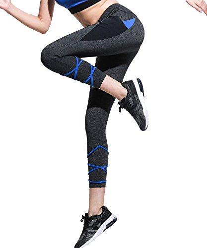 SPECIAL MAGIC - Legging de sport - Femme Gris