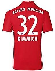 2016-17 Bayern Home Shirt (Kimmich 32)