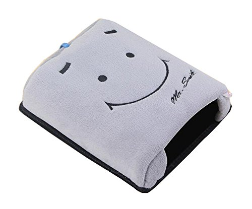 Preisvergleich Produktbild USB-Handwarming-Heizung Mauspad Lächeln-Grau