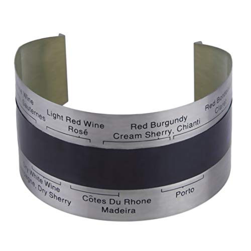Medidor temperatura termómetro digital vino tinto